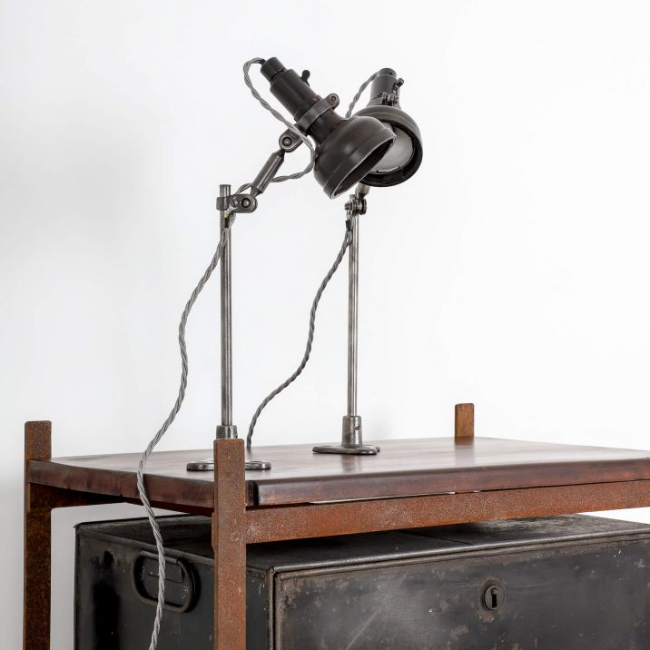 SINGER MACHINIST TASK LAMP 1 Cooling & Cooling
