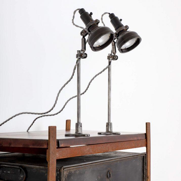 SINGER MACHINIST TASK LAMP 7 Cooling & Cooling