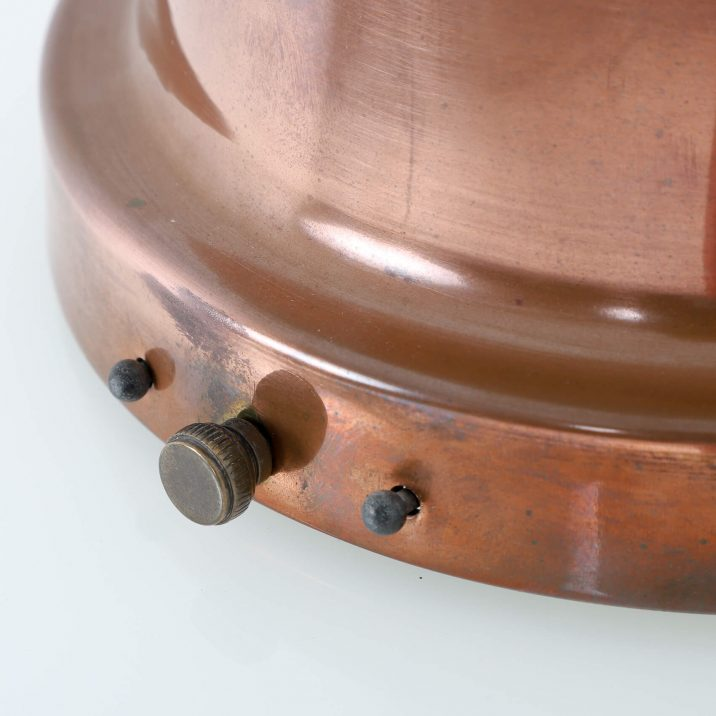 XL OVALOID OPALINE CHAPEL PENDANT LIGHT 5 Cooling & Cooling