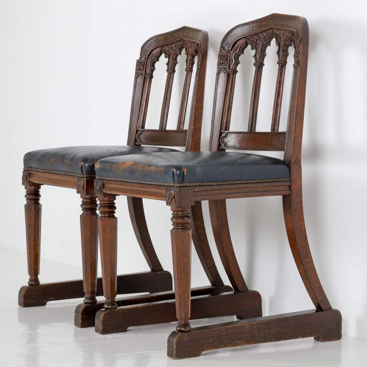 19th CENTURY CEREMONIAL CHAIRS 1 Cooling & Cooling