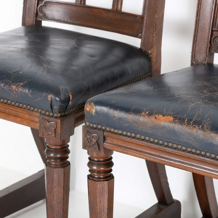 19th CENTURY CEREMONIAL CHAIRS 12 Cooling & Cooling