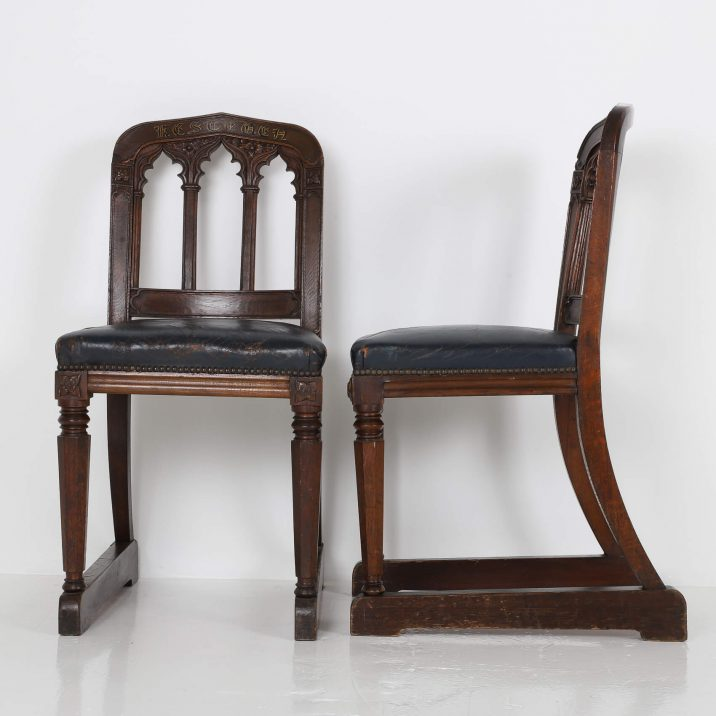 19th CENTURY CEREMONIAL CHAIRS 14 Cooling & Cooling
