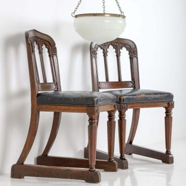 19th CENTURY CEREMONIAL CHAIRS 15 Cooling & Cooling