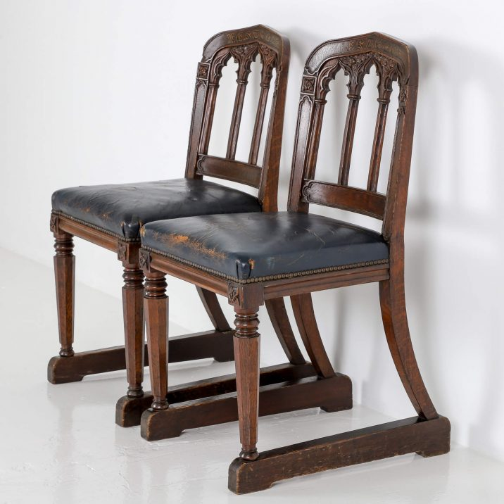 19th CENTURY CEREMONIAL CHAIRS 2 Cooling & Cooling