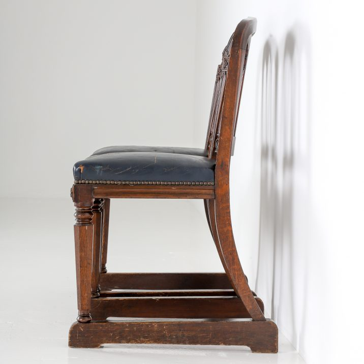 19th CENTURY CEREMONIAL CHAIRS 3 Cooling & Cooling