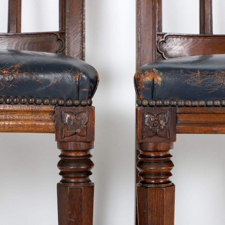 19th CENTURY CEREMONIAL CHAIRS 4 Cooling & Cooling