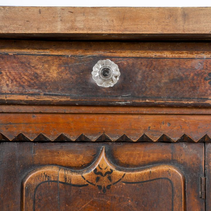 19th CENTURY PAINTED DRESSER 3 Cooling & Cooling