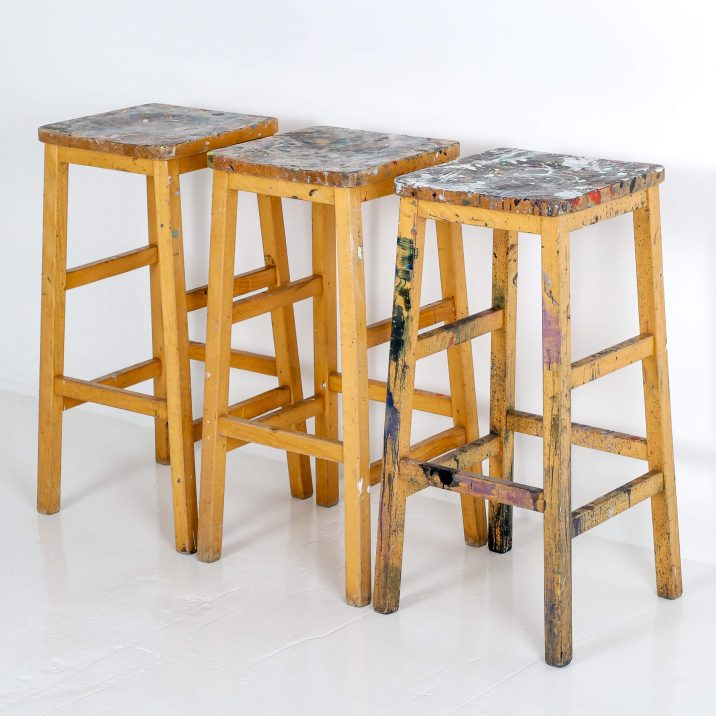 ARTIST HIGH STOOLS 2 Cooling & Cooling