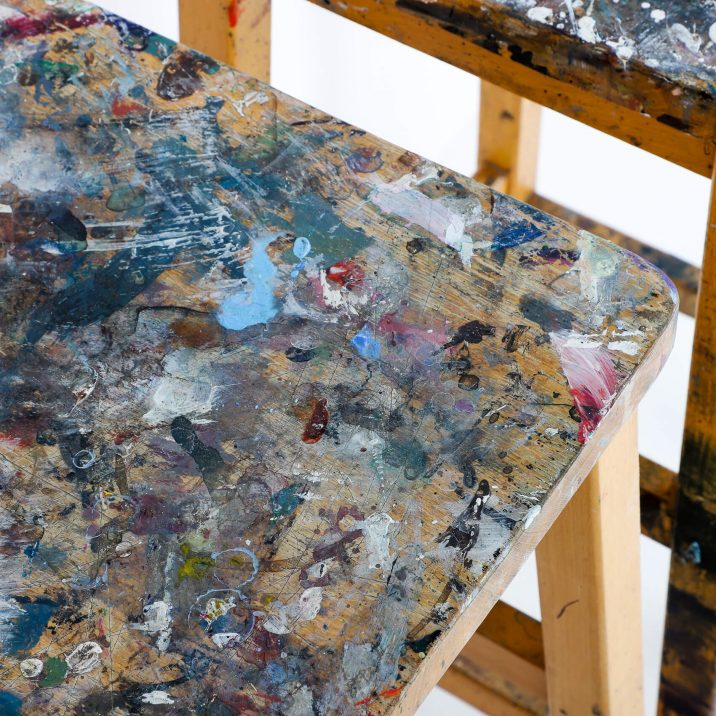 ARTIST HIGH STOOLS 6 Cooling & Cooling