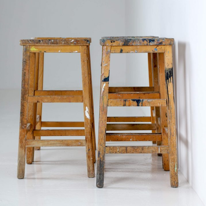 ARTIST STOOLS 2 Cooling & Cooling