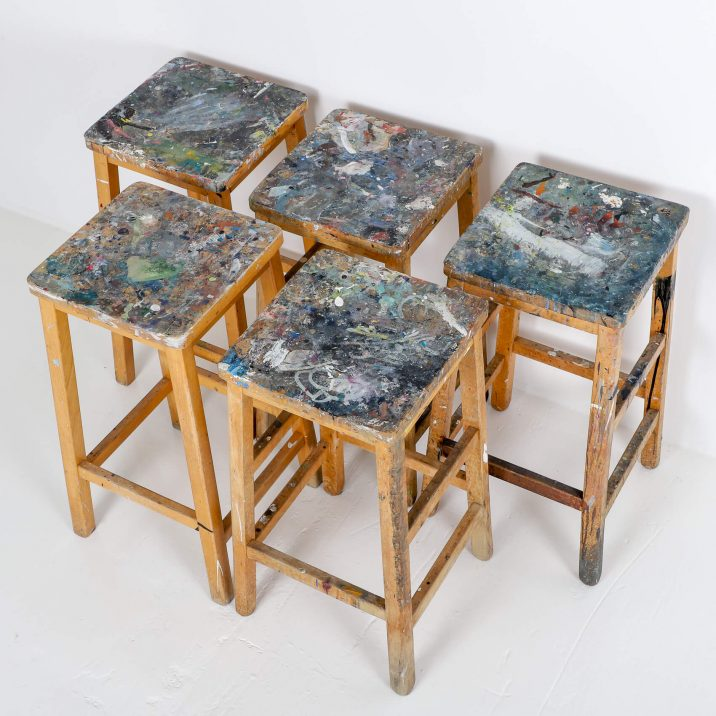 ARTIST STOOLS 3 Cooling & Cooling