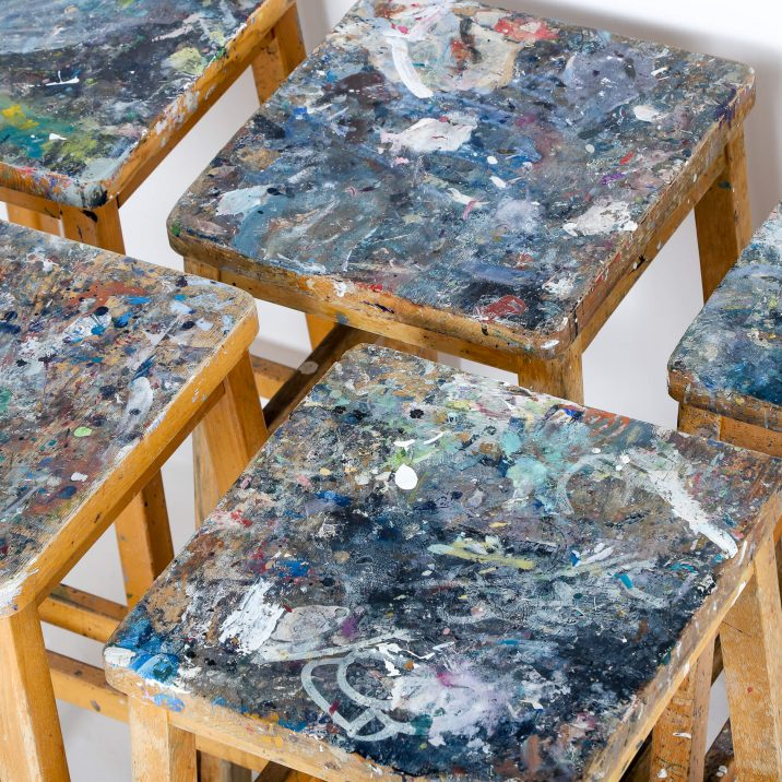 ARTIST STOOLS 4 Cooling & Cooling