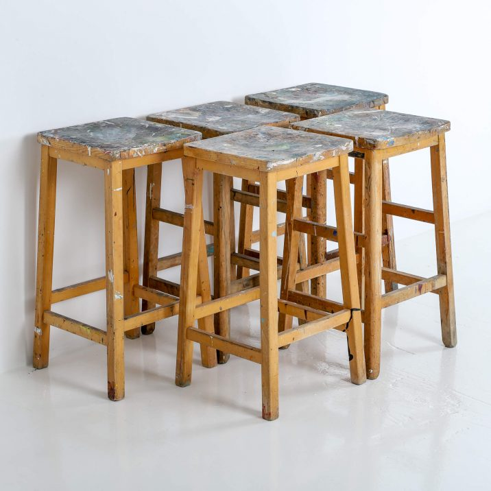 ARTIST STOOLS 7 Cooling & Cooling