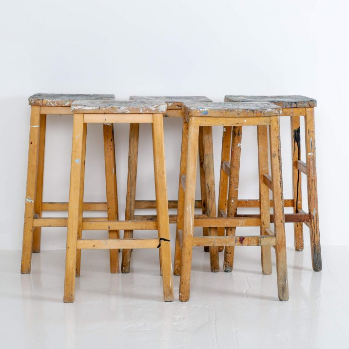 ARTIST STOOLS 8 Cooling & Cooling