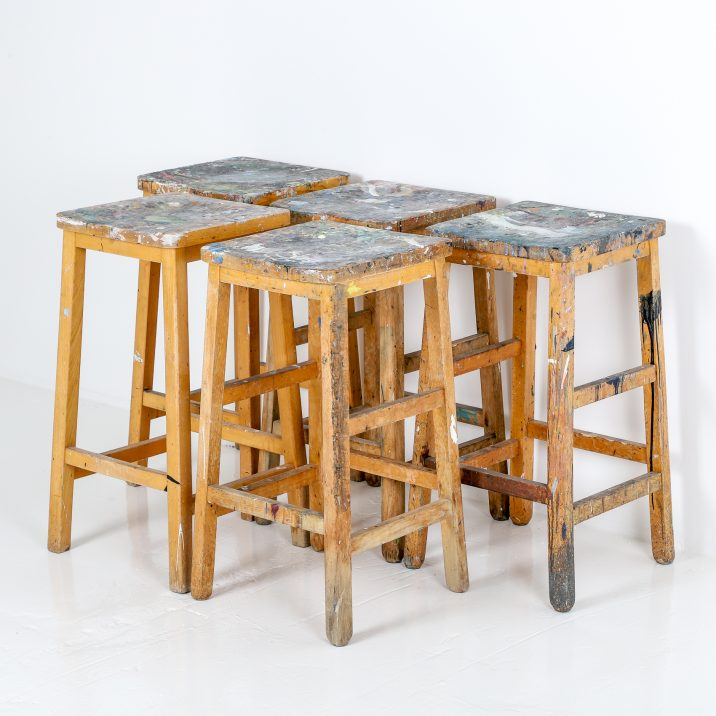 ARTIST STOOLS 9 Cooling & Cooling