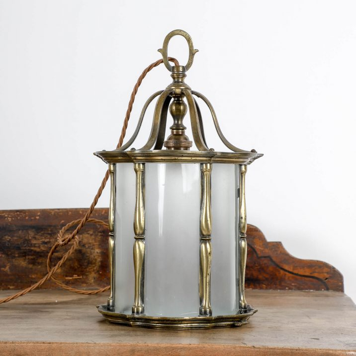 COUNTRY HOUSE BRASS LANTERN BY FARADAY SON LONDON 1 Cooling & Cooling