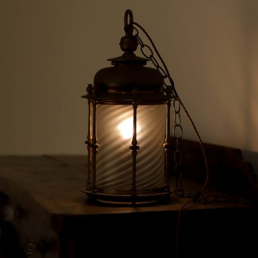 ENGLISH COUNTRY HOUSE LANTERN 3 Cooling & Cooling
