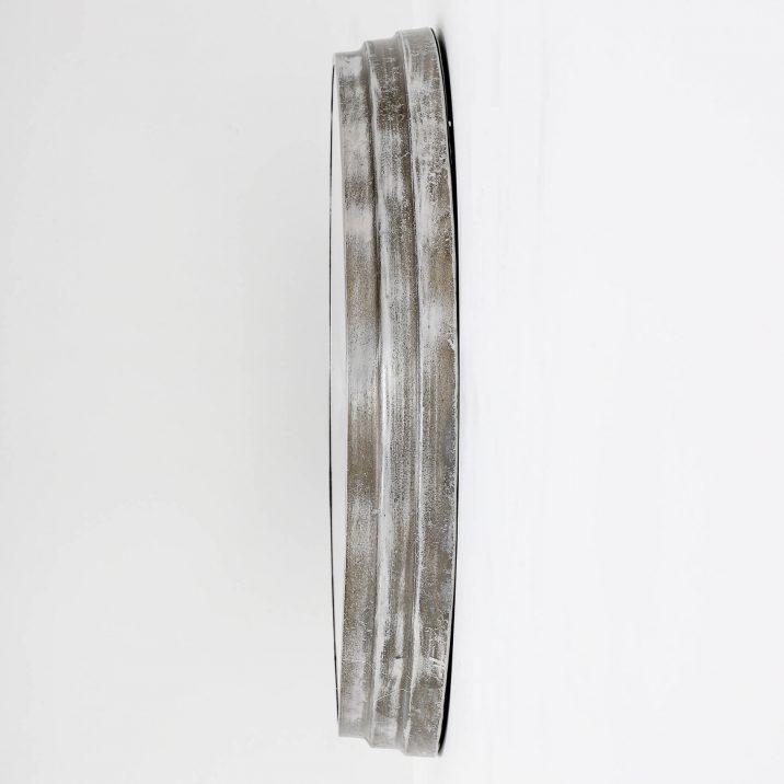 LARGE 28″ METAL INTERNATIONAL TIME RECORDINGS WALL CLOCK 8 Cooling & Cooling