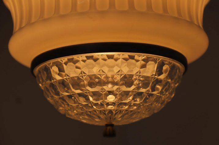 LARGE ENGLISH PENDANT LIGHT 7 Cooling & Cooling