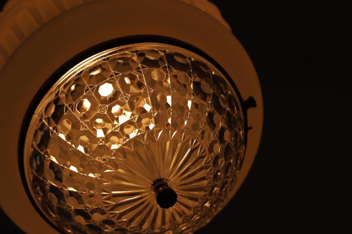 LARGE ENGLISH PENDANT LIGHT 9 Cooling & Cooling