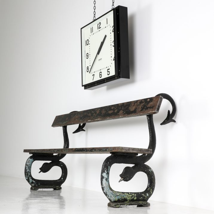 VICTORIAN SERPENT BENCH 4 1 Cooling & Cooling