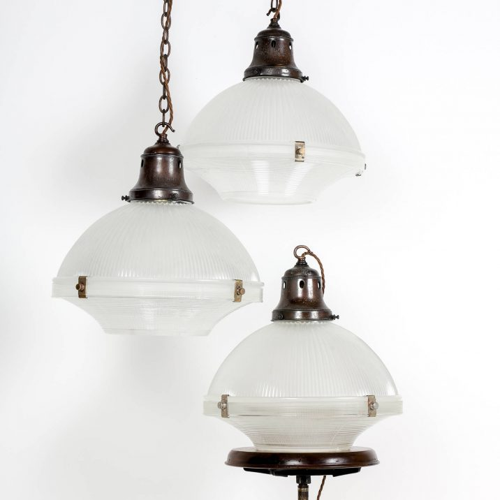 XL TWO PART HOLOPHANE PENDANT LIGHT 2 Cooling & Cooling
