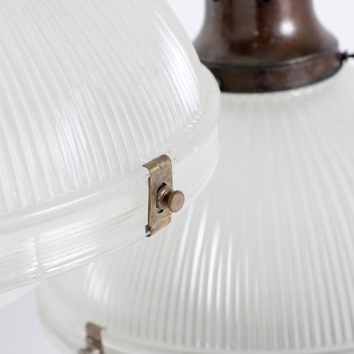 XL TWO PART HOLOPHANE PENDANT LIGHT 5 Cooling & Cooling