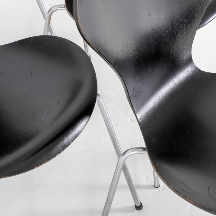 FRITZ HANSEN SERIES 7 CHAIRS 6 Cooling & Cooling